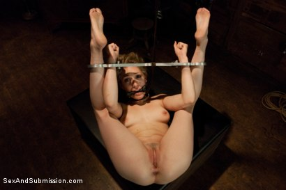 Photo number 7 from Natural Born Submissive shot for Sex And Submission on Kink.com. Featuring James Deen and Lily LaBeau in hardcore BDSM & Fetish porn.