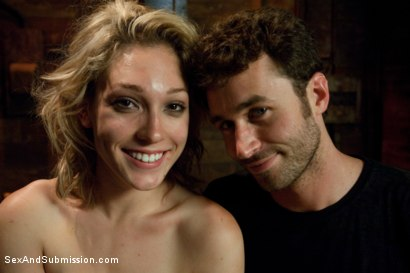 Photo number 15 from Natural Born Submissive shot for Sex And Submission on Kink.com. Featuring James Deen and Lily LaBeau in hardcore BDSM & Fetish porn.