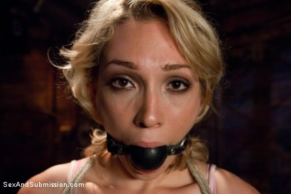 Photo number 1 from Natural Born Submissive shot for Sex And Submission on Kink.com. Featuring James Deen and Lily LaBeau in hardcore BDSM & Fetish porn.