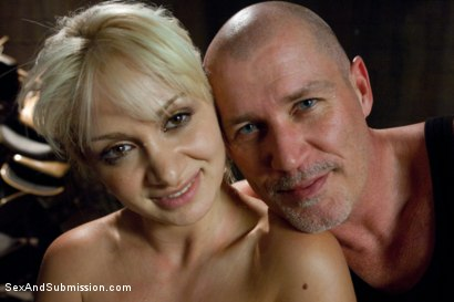 Photo number 15 from Pimp Cop and Hooker shot for Sex And Submission on Kink.com. Featuring Mark Davis and Lea Lexis in hardcore BDSM & Fetish porn.