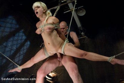 Photo number 11 from Pimp Cop and Hooker shot for Sex And Submission on Kink.com. Featuring Mark Davis and Lea Lexis in hardcore BDSM & Fetish porn.