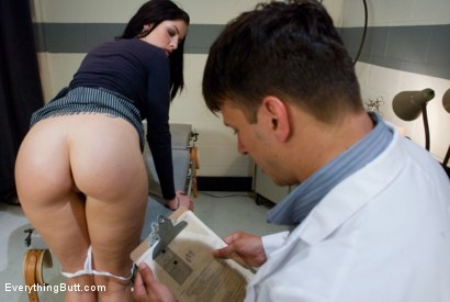 Photo number 2 from Anal Bleaching shot for Everything Butt on Kink.com. Featuring Anthony Rosano and Tricia Oaks in hardcore BDSM & Fetish porn.