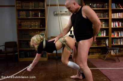 Photo number 10 from Taboo Teaching shot for Sex And Submission on Kink.com. Featuring Mark Davis and Madison Scott in hardcore BDSM & Fetish porn.