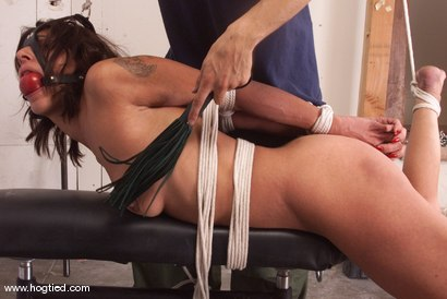 Photo number 9 from Talia Monet shot for Hogtied on Kink.com. Featuring Talia Monet in hardcore BDSM & Fetish porn.