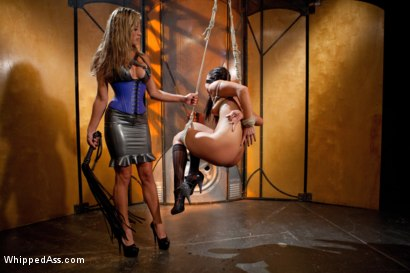 Photo number 15 from Double Penetrated Slut shot for whippedass on Kink.com. Featuring Felony and Ashli  Orion in hardcore BDSM & Fetish porn.