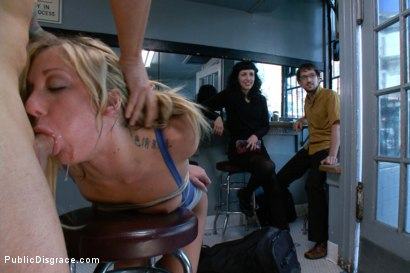 Photo number 1 from Anal Whore shot for Public Disgrace on Kink.com. Featuring Tommy Pistol and Amy Brooke in hardcore BDSM & Fetish porn.