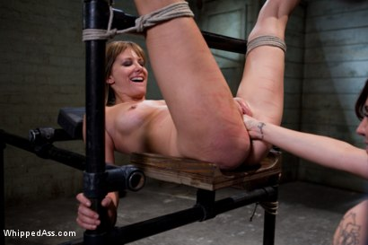 Photo number 11 from Maitresse Madeline PUNISHED and FUCKED and hazed in as director of Whipped Ass by Princess Donna! shot for Whipped Ass on Kink.com. Featuring Princess Donna Dolore and Maitresse Madeline Marlowe in hardcore BDSM & Fetish porn.