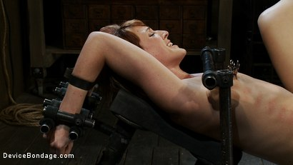 Photo number 11 from How much do you love zippers? shot for Device Bondage on Kink.com. Featuring Dylan Ryan in hardcore BDSM & Fetish porn.
