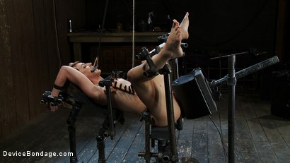 Photo number 6 from How much do you love zippers? shot for Device Bondage on Kink.com. Featuring Dylan Ryan in hardcore BDSM & Fetish porn.