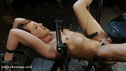 Photo number 3 from How much do you love zippers? shot for Device Bondage on Kink.com. Featuring Dylan Ryan in hardcore BDSM & Fetish porn.