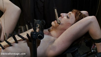 Photo number 5 from How much do you love zippers? shot for Device Bondage on Kink.com. Featuring Dylan Ryan in hardcore BDSM & Fetish porn.