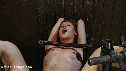Photo number 9 from How much do you love zippers? shot for Device Bondage on Kink.com. Featuring Dylan Ryan in hardcore BDSM & Fetish porn.