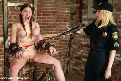 Photo number 13 from Mallory Knots shot for Wired Pussy on Kink.com. Featuring Mallory Knots in hardcore BDSM & Fetish porn.