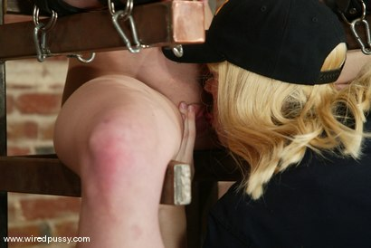 Photo number 15 from Mallory Knots shot for Wired Pussy on Kink.com. Featuring Mallory Knots in hardcore BDSM & Fetish porn.