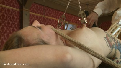Photo number 5 from Fresh Meat: Payton Bell shot for The Upper Floor on Kink.com. Featuring Cherry Torn and Payton Bell in hardcore BDSM & Fetish porn.