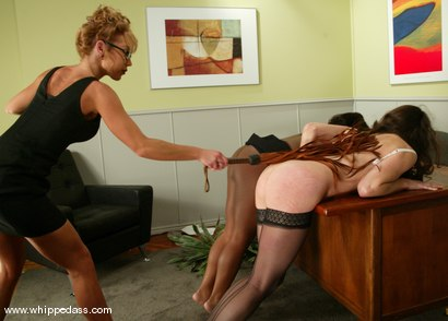 Photo number 11 from Janay, Karina Ballerina (Angel) and Andrea Renee shot for Whipped Ass on Kink.com. Featuring Karina Ballerina (Angel), Andrea Renee and Janay in hardcore BDSM & Fetish porn.