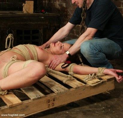 Photo number 15 from Jenni Lee shot for Hogtied on Kink.com. Featuring Jenni Lee in hardcore BDSM & Fetish porn.