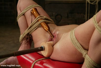 Photo number 9 from Jenni Lee shot for Hogtied on Kink.com. Featuring Jenni Lee in hardcore BDSM & Fetish porn.